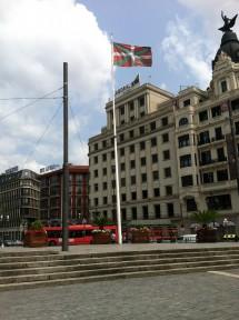 Pais Vasco Flag